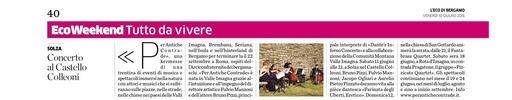 Concerto al Castello Colleoni